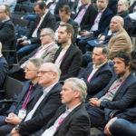 Zuschauer auf dem Cloud Ecosystem Winter Summit 2018