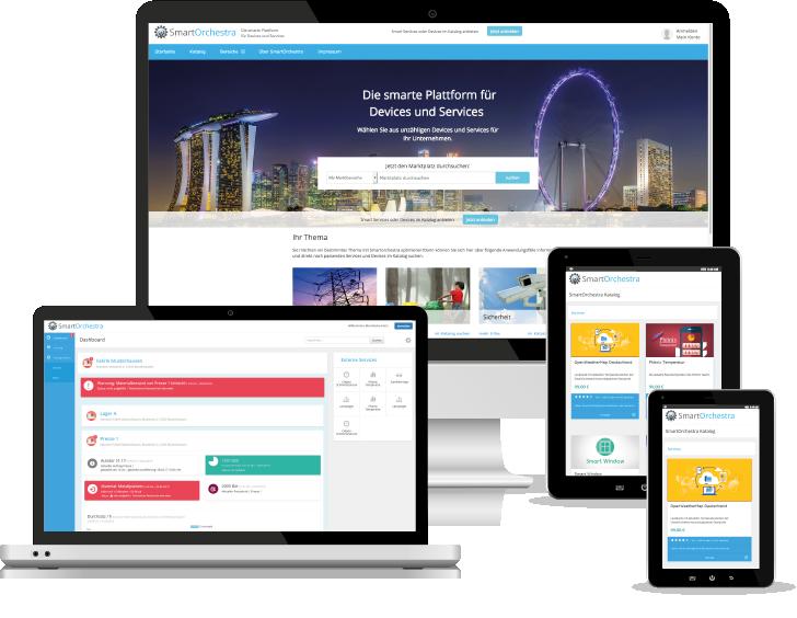 SmartOrchestra die sichere Plattform für Services und Devices