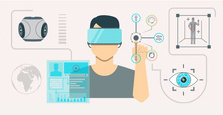 Working like Playing - Virtual Augmented Reality