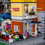 S1 IoT Lego-Hause