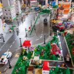 Draufsicht Lego Szenario