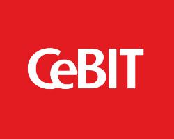 Bild: CeBit Logo