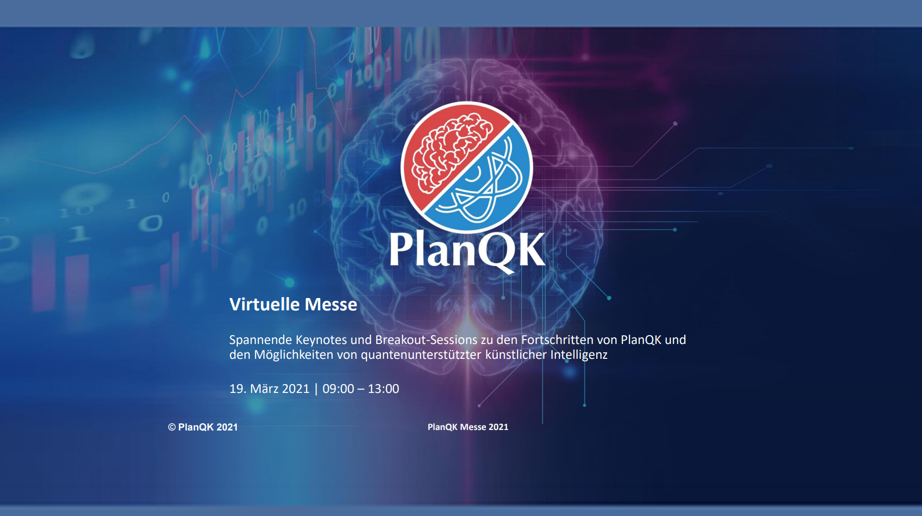 Bild: Virtuelle Messe PlanQK